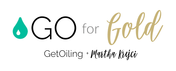 Go for Gold with Martha Krejci