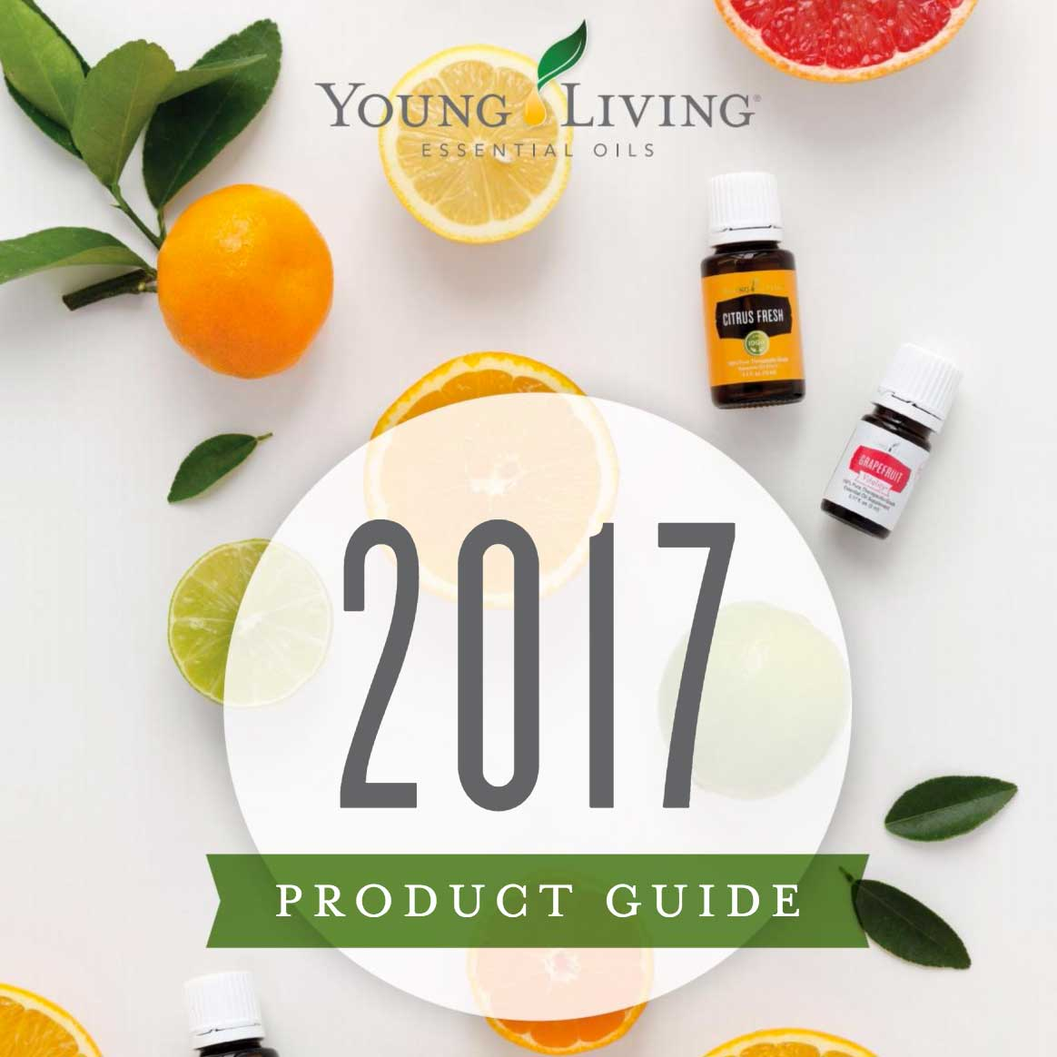 2017 Young Living Product Guide