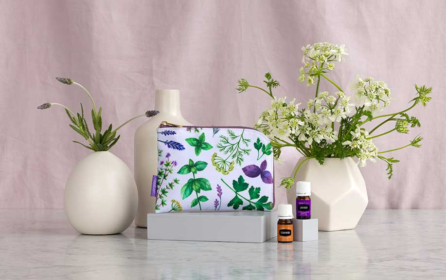 2017 Young Living Spring Special Do-It-Yourself Beauty Set